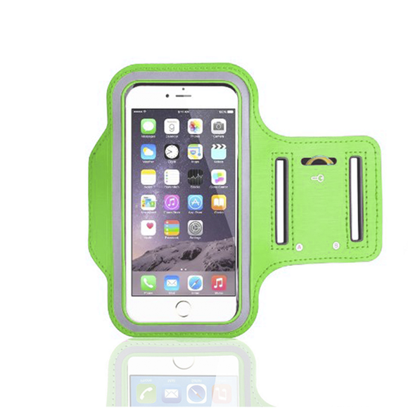 iPhone 6 Armband - Green - Tangled - 1