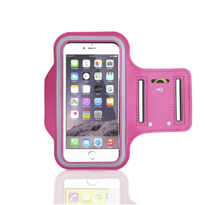 iPhone 6 Armband - Pink - Tangled - 1
