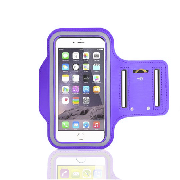 iPhone 6 Armband - Purple - Tangled - 1