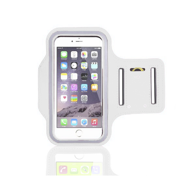iPhone 6 Armband - White - Tangled - 1
