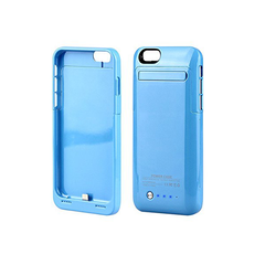 iPhone 6/6S Battery Case 3500mAh - Blue