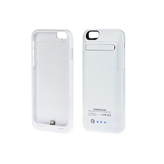 iPhone 6/6S Battery Case 3500mAh - White