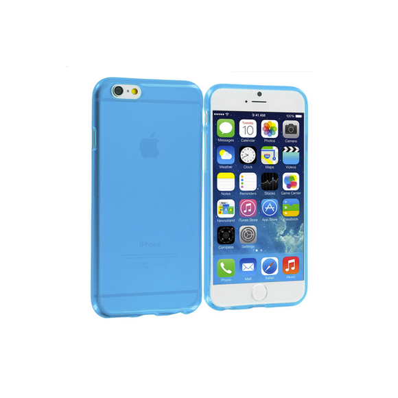iPhone 6 Plus Case - Blue - Tangled - 1