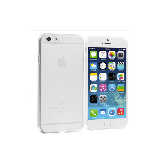 iPhone 6 Plus Case - Clear - Tangled - 1