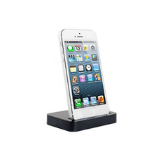 iPhone 6/6 Plus Dock - Black