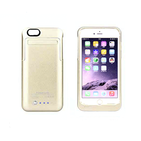 iPhone 6 Plus Battery Case 4200mAh - Gold