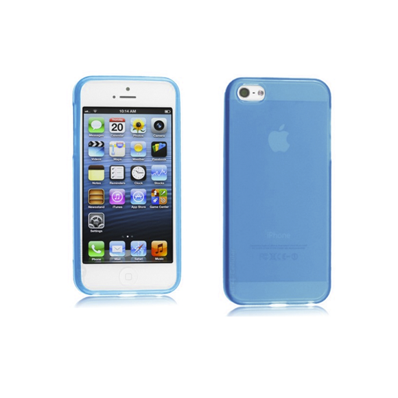iPhone SE Case - Blue - Tangled