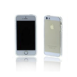 iPhone 5/5S Case - Clear - Tangled