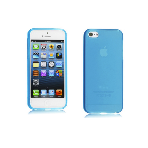 iPhone 5C Case - Blue - Tangled