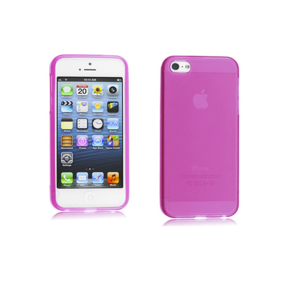 iPhone 5/5S Case - Pink - Tangled