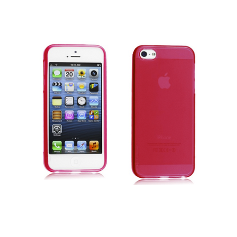 iPhone 5/5S Case - Red