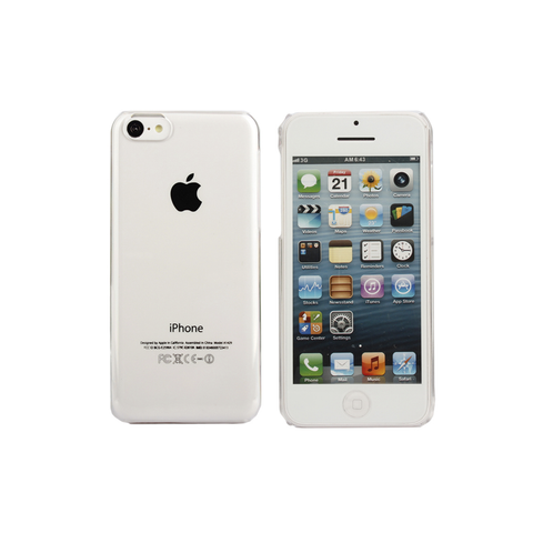 iPhone 5/5S Clear Case