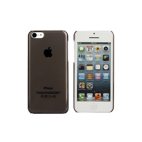 iPhone 5/5S Clear Case in Black