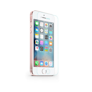 iPhone SE Tempered Glass Screen Protector - Tangled - 1