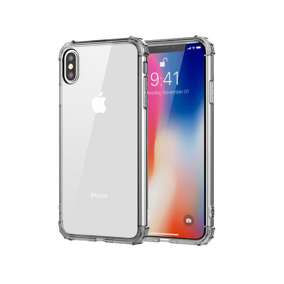 iPhone X ShockProof Case - Clear