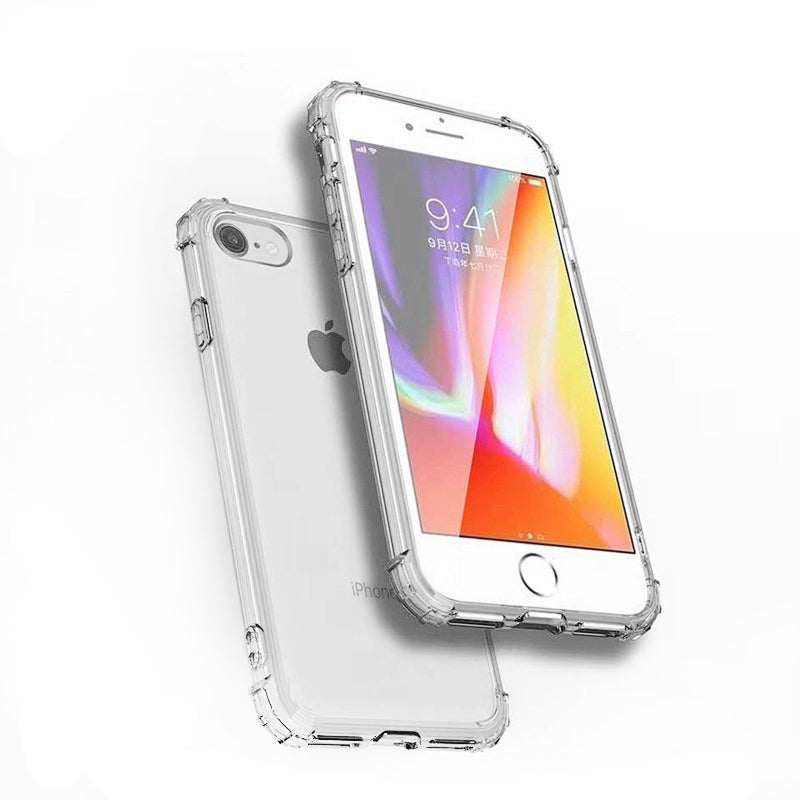 iPhone 8 ShockProof Case - Clear