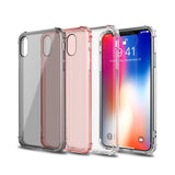 iPhone X/XS ShockProof Case - Pink