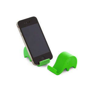 iPhone Stand - Green - Tangled - 1