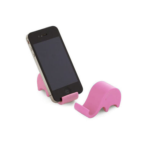 iPhone Stand - Pink - Tangled