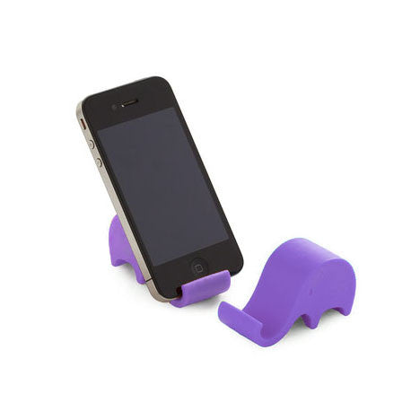 iPhone Stand - Purple - Tangled