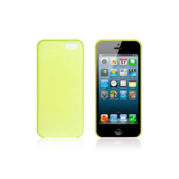 iPhone 5/5S Ultra Slim Case in Lime - Tangled