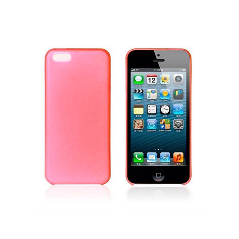 iPhone 5/5S Ultra Slim Case in Red