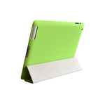 iPad Smart Magnetic Case - Green - Tangled - 2