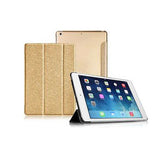 iPad Smart Magnetic Case - Gold - Tangled - 2