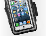 iPhone 5 Armband - Black - Tangled - 2