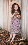 Zara Dress ⁓ Leopard Girls dresses Wild Blossoms