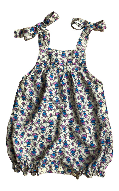 Bluebell Romper Baby Sets Wild Blossoms