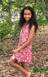 Lucy Dress ⁓ Gypsy Rose Tween & teen dresses Wild Blossoms