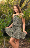 Tween Girls Leopard Dress