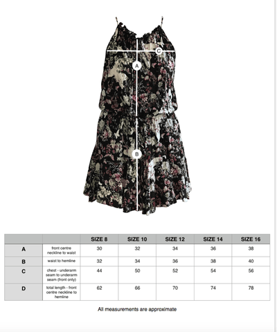 Lucy Dress ⁓ Leopard Girls dresses Wild Blossoms