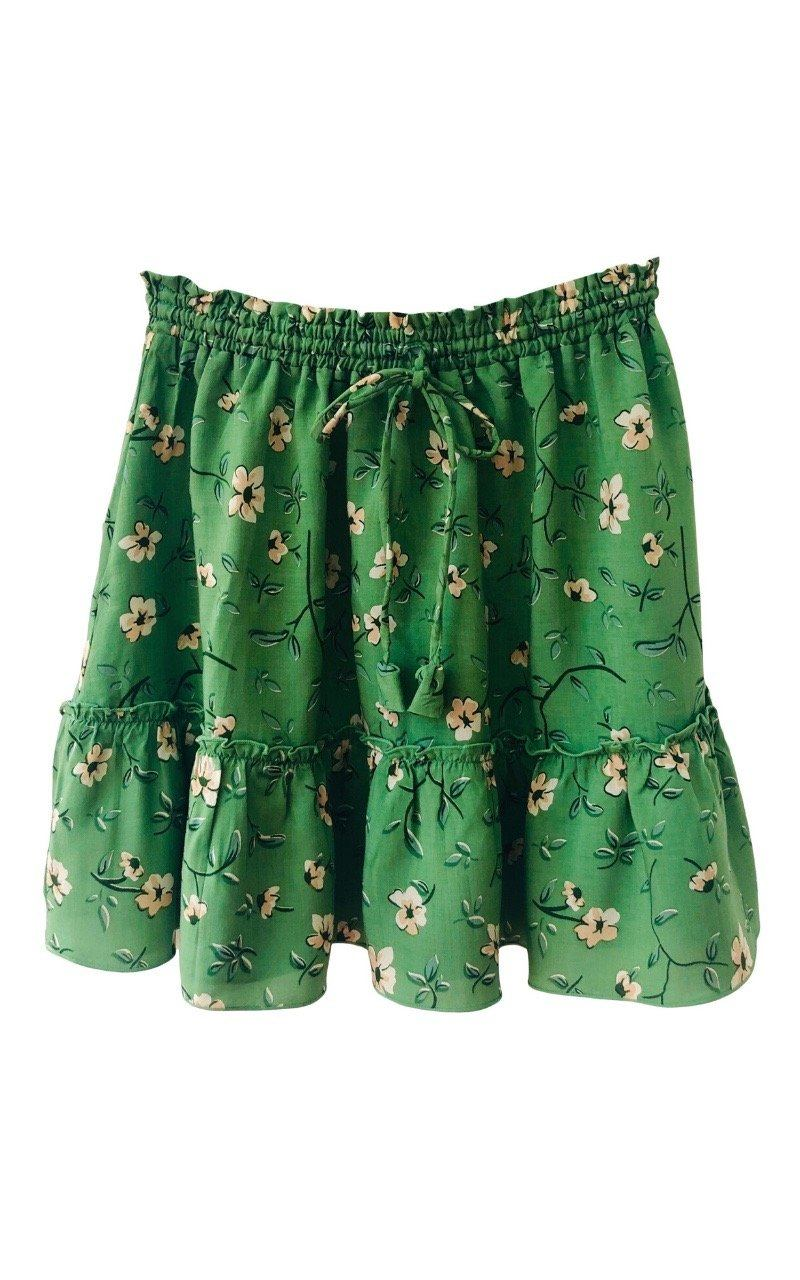 Jade Skirt Tween & teen skirts Wild Blossoms