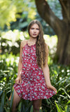 Lucy Dress - Gypsy Rose Dresses Wild Blossoms