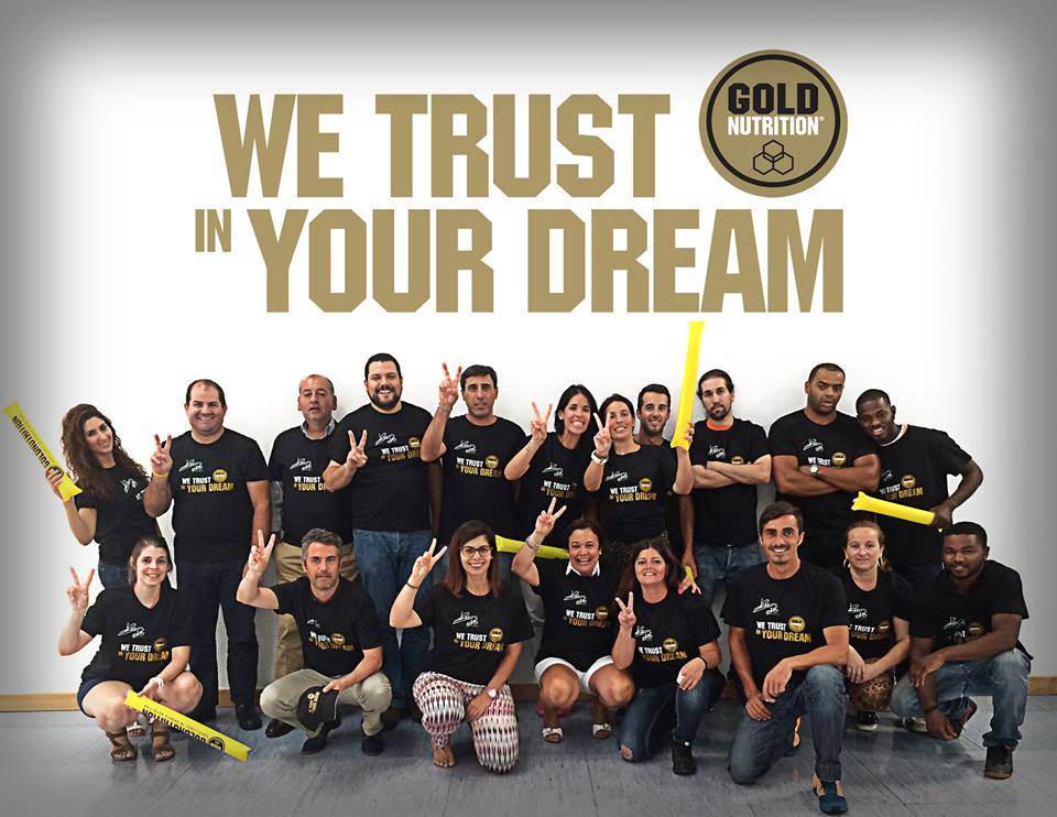 Goldnutrition staff team