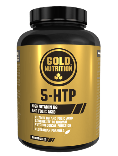 5-HTP 60 caps - Mood & Sleep - GoldNutrition Hong Kong