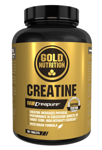 Creatine powder 280g - Strength & Mass - GoldNutrition Hong Kong
