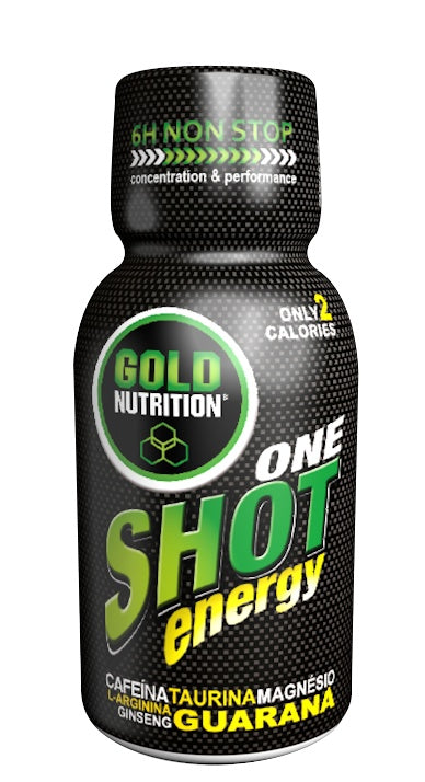 One shot Energy - 60ml powerful energy drink - GoldNutrition Hong Kong