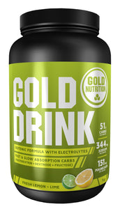 Goldrink 1kg - Energy & Electrolytes - GoldNutrition Hong Kong