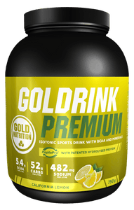 Goldrink Premium 750g - Elite Hydration - GoldNutrition Hong Kong