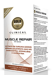 Muscle repair - Natural supplement for the recovery of muscle tissue - GoldNutrition Hong Kong