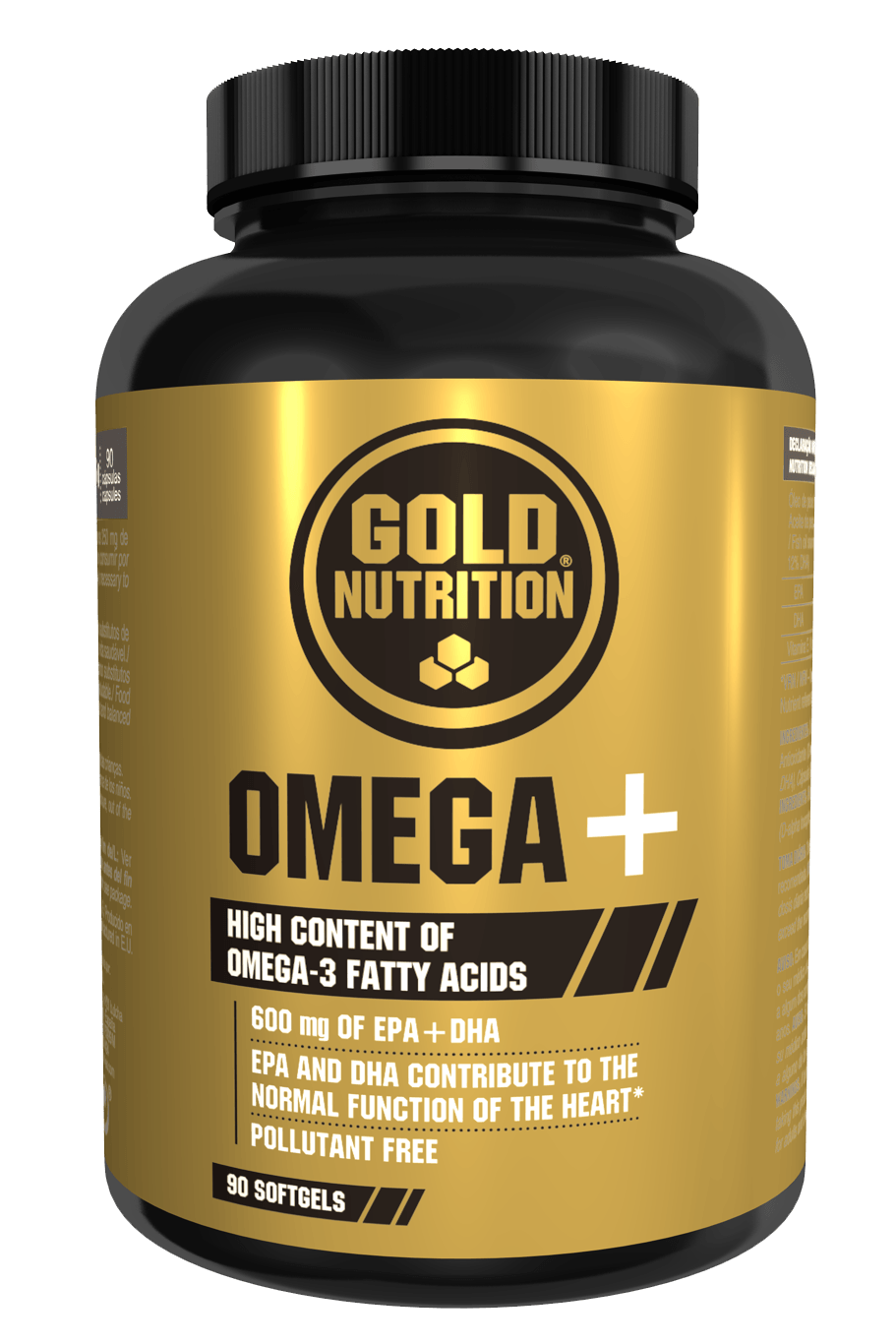 Omega 3 EPA premium - 90 Caps - GoldNutrition Hong Kong