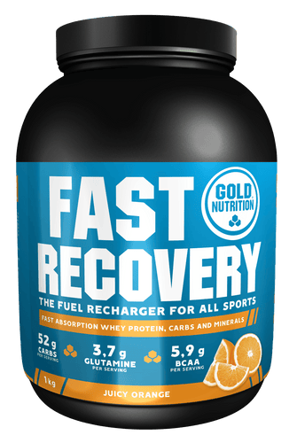 Fast Recovery 1kg - Recovery protein supplement - GoldNutrition Hong Kong