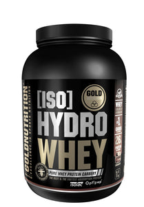 Iso hydrolyzed whey - Grass fed & Lactose free: 14% off - 1kg - GoldNutrition Hong Kong