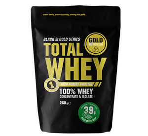 Total Whey with probiotics & prebiotics - 260g - GoldNutrition Hong Kong