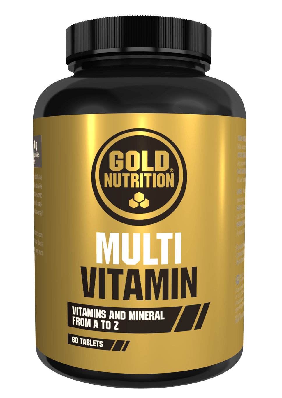 Every day Multivitamin - 60 caps - GoldNutrition Hong Kong