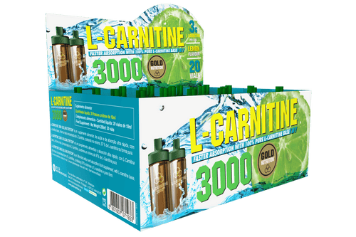 L-carnitine 3000mg - Weight loss & Cardio - GoldNutrition Hong Kong