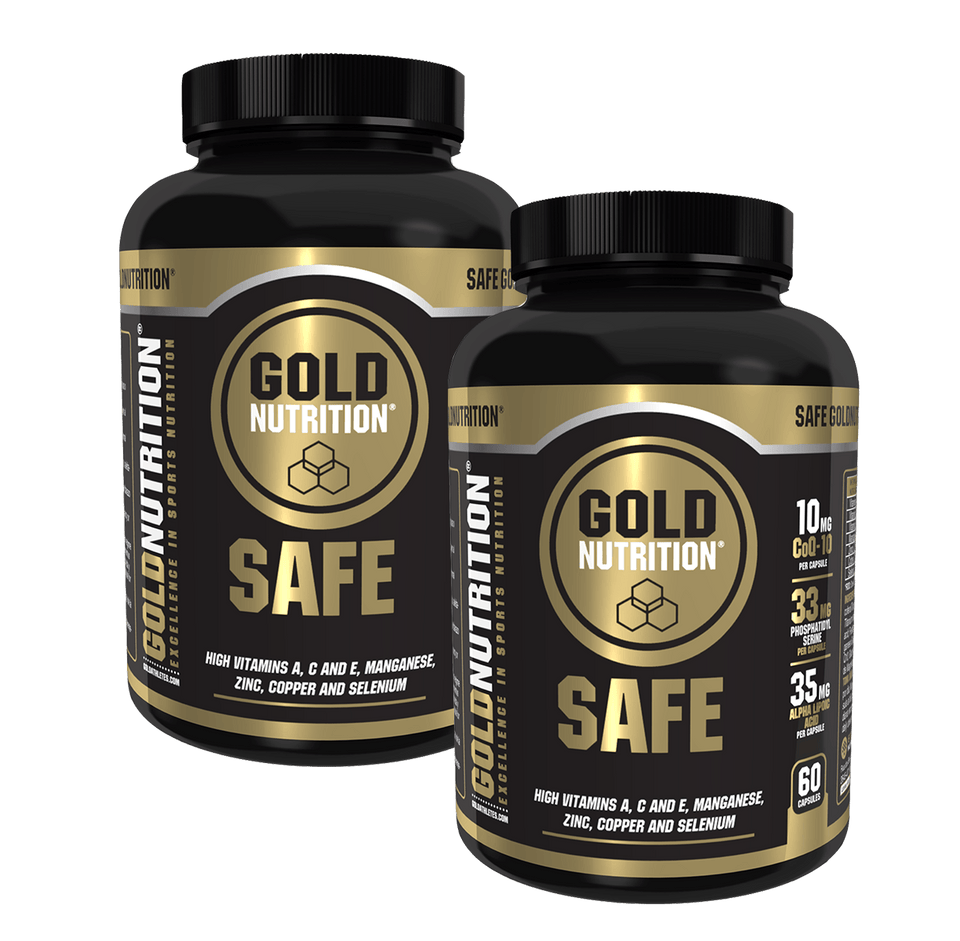 1 for 2: SAFE (MULTIVITAMIN) - GoldNutrition Hong Kong